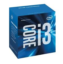 CPU Intel Core i3-6300 3.8 GHz