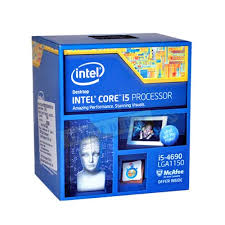 Intel Core™ i5-4690 3.5 GHz